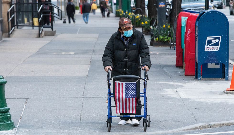 America is a country 'to be pitied' for its 'dysfunctional' coronavirus response