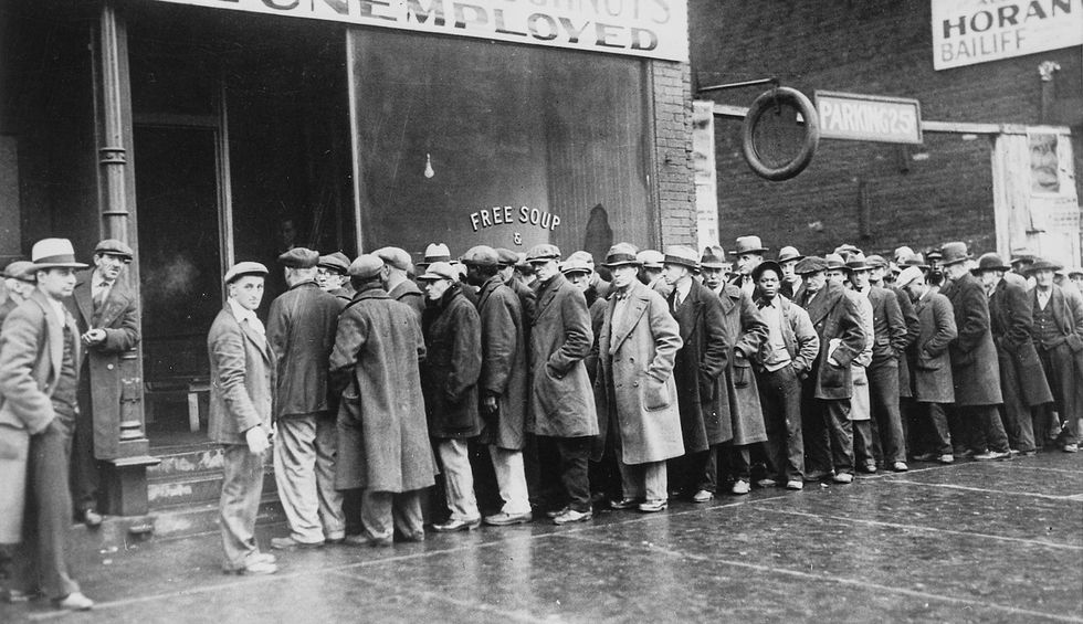 As US unemployment reaches Great Depression levels, Americans facing financial ruin describe their struggles