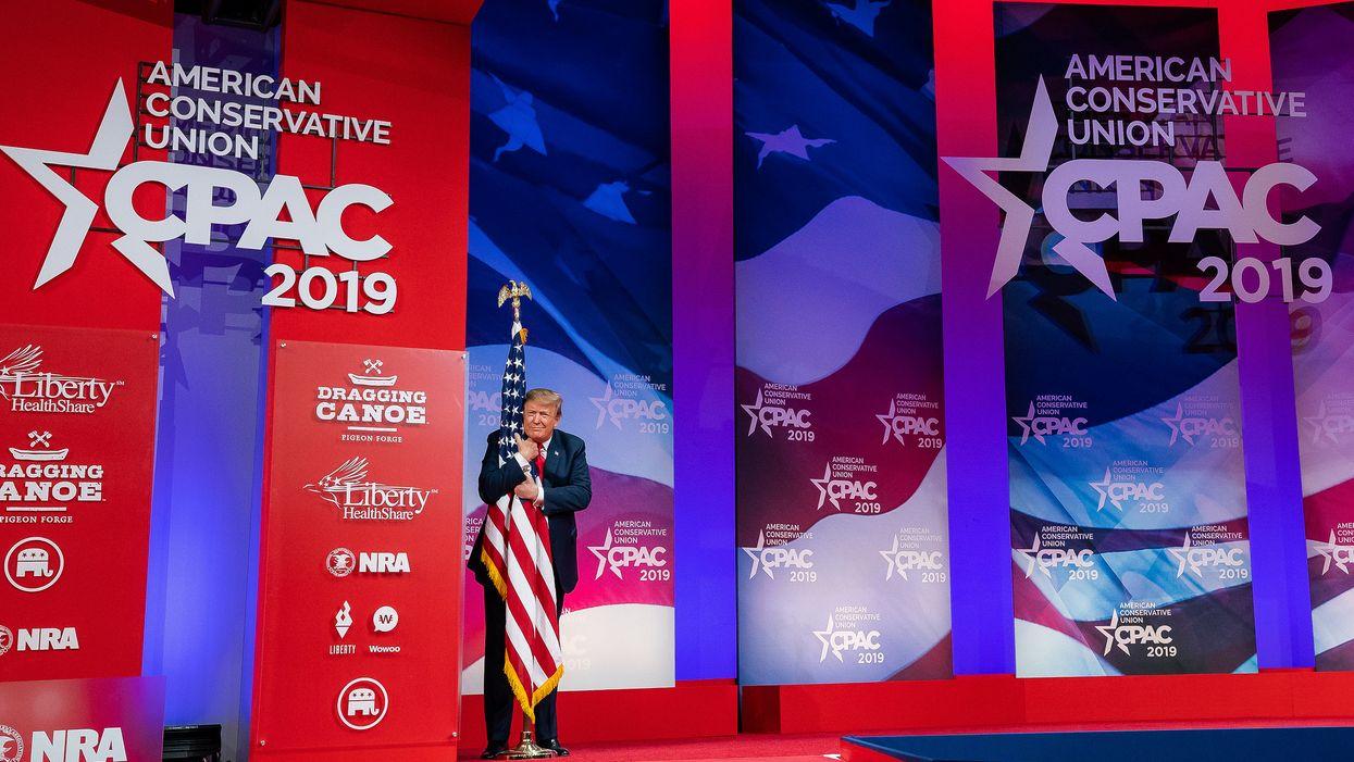 CPAC signals a new disturbing era for the Republican Party