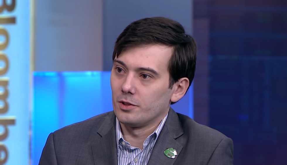 Judge rejects Pharma Bro Martin Shkreli's 'delusional' request to be released from prison to work on coronavirus treatment