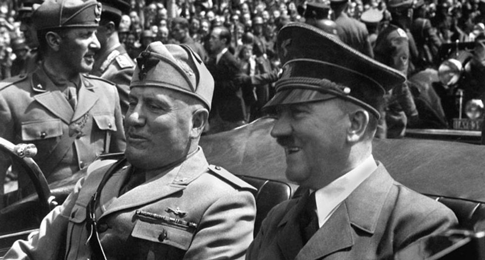 Hitler's rise was enabled by conservative and centrist politicians — here's what we should learn from that