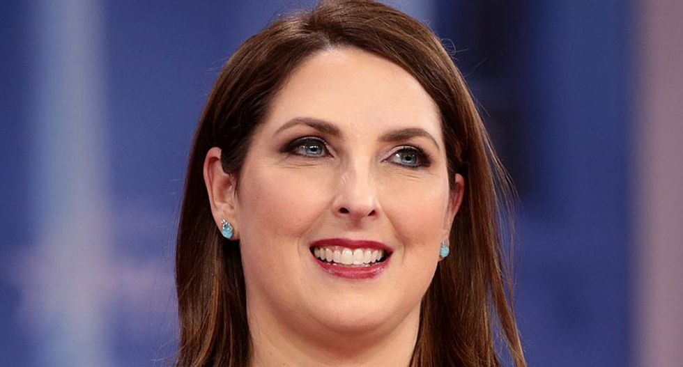 RNC Chair Ronna Romney McDaniel furious over NY Times op-ed declaring female Republican politicians 'on the verge of extinction'