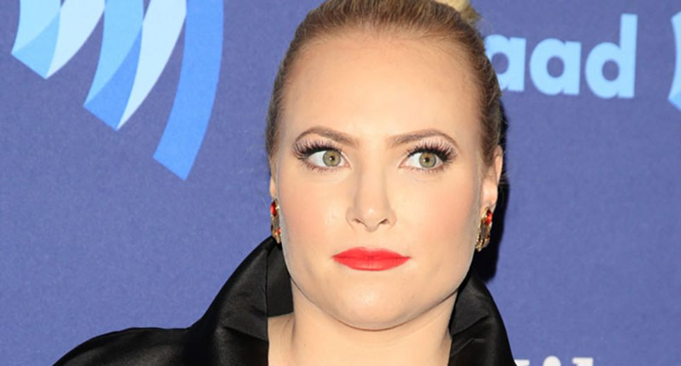 What have we done to deserve Meghan McCain?