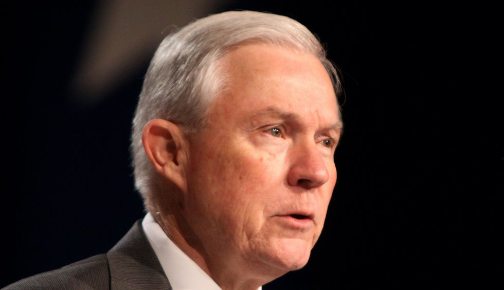 Jeff Sessions goes down in flames — and his fate is a warning for us all