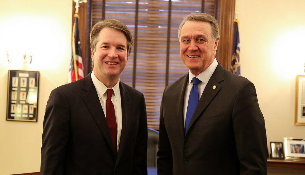 New GOP poll finds both of Georgia's Republican senators are in danger