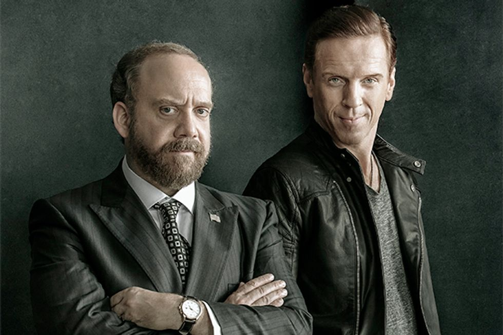 Showtime's 'Billions' makes organized crime on Wall Street and in politics fun to watch
