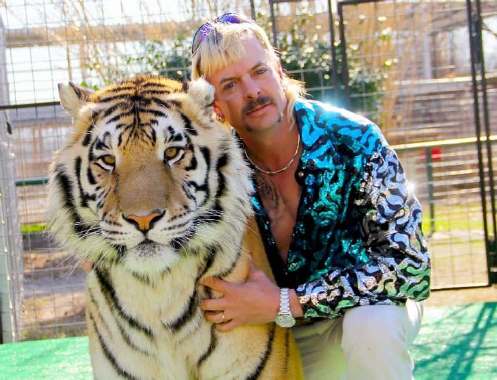 'Tiger King': true-crime tale of 'Joe Exotic' grips shut-in nation