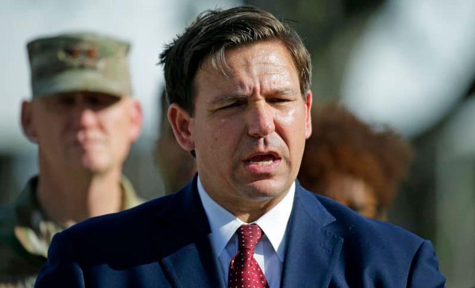 Florida Gov. Ron DeSantis sends deadly mixed messages on coronavirus