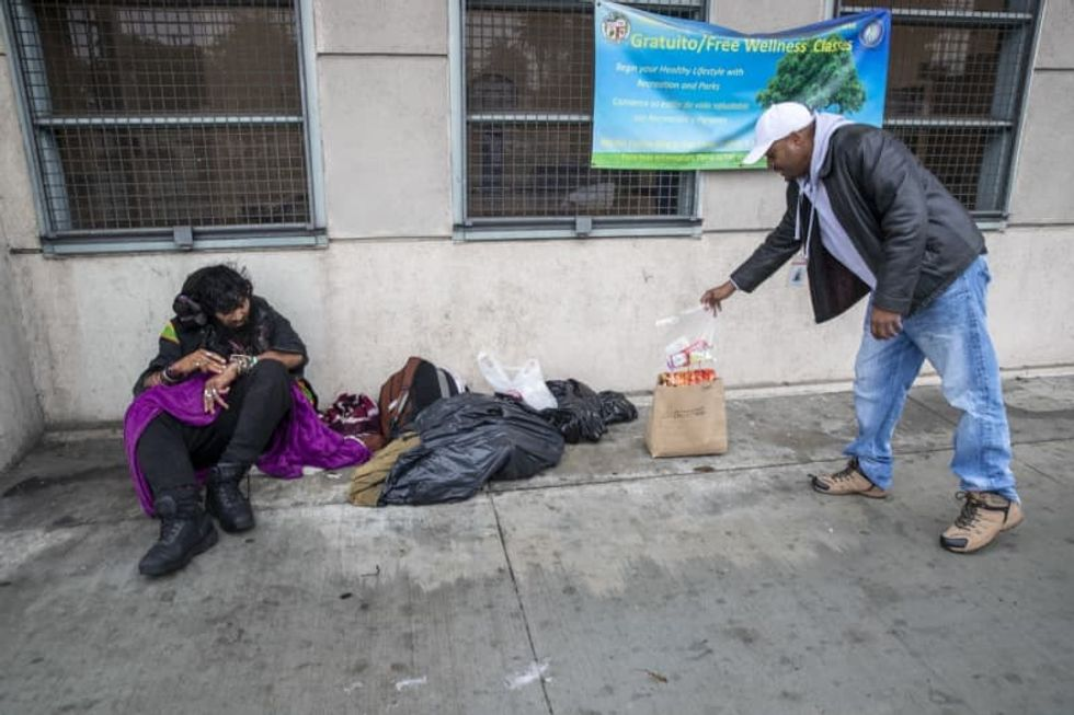 Califorina secures nearly 7,000 hotel rooms for homeless during coronavirus pandemic