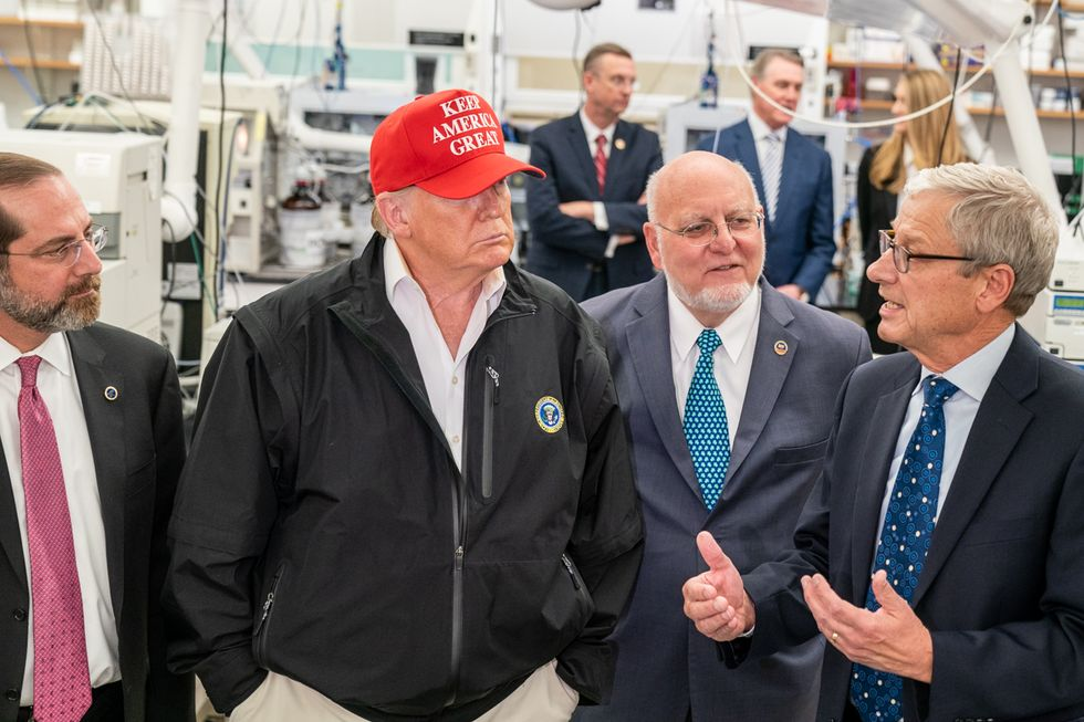 Columnist argues Trump just undermined his own propaganda campaign