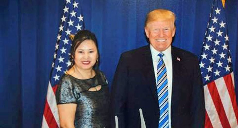 Top Democrats want the FBI to probe Florida massage parlor owner's ties to Trump