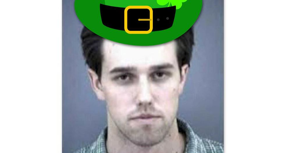 The GOP uses anti-Irish stereotype to attack Beto O'Rourke on St. Patrick's Day