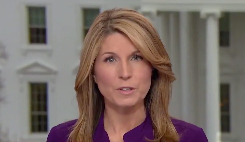 MSNBC's Nicolle Wallace slams Trump's 'spree' of absurd attacks and warns 'he may live to regret' his latest promise