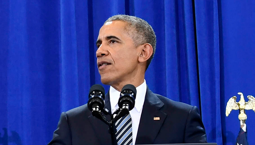 Obama calls for TV stations to take down lie-ridden Trump ad implying he said Biden is racist