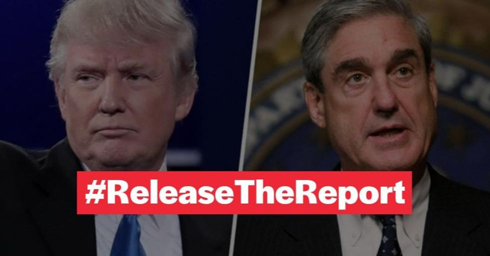 Mass protest vowed if demand for public release of Mueller report not met