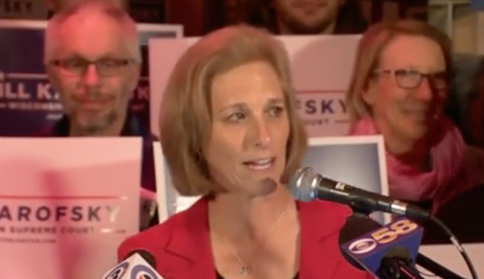 Democrats get a big win in Wisconsin after scandalous election — and Trumps gets a red flag for 2020