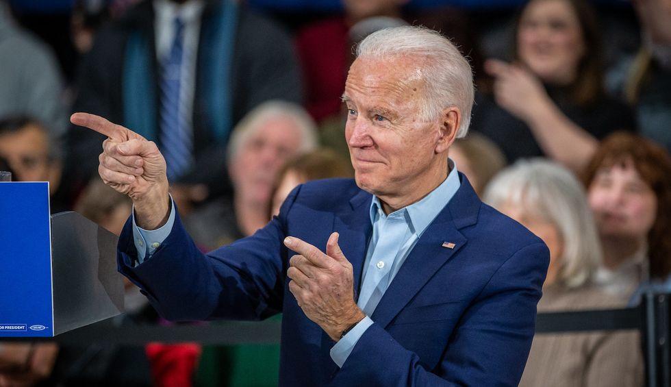 AP reports Joe Biden's VP searched has narrowed to six finalists
