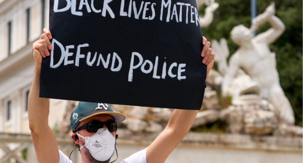Pundits with long track records of getting things wrong are sure that 'defund the police' will doom Dems in November