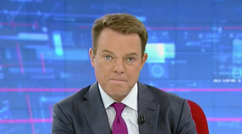 Why the official story of Shep Smith's abrupt departure from Fox News doesn't add up