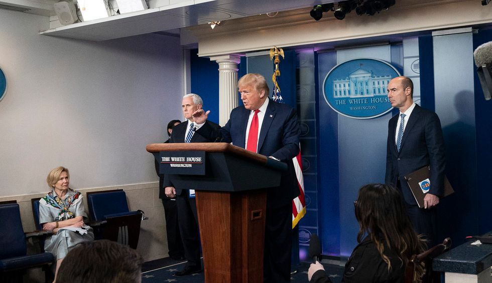 Media critic breaks down 'cheap intimidation tactics' used by Trump's White House to control press briefing room