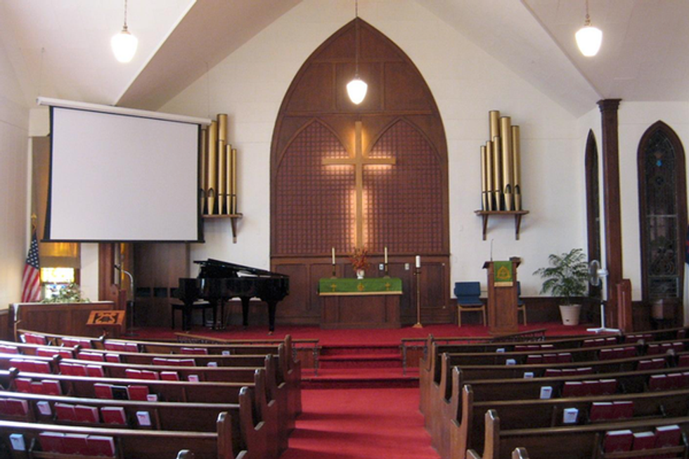 Why American churches are struggling to get by during the pandemic