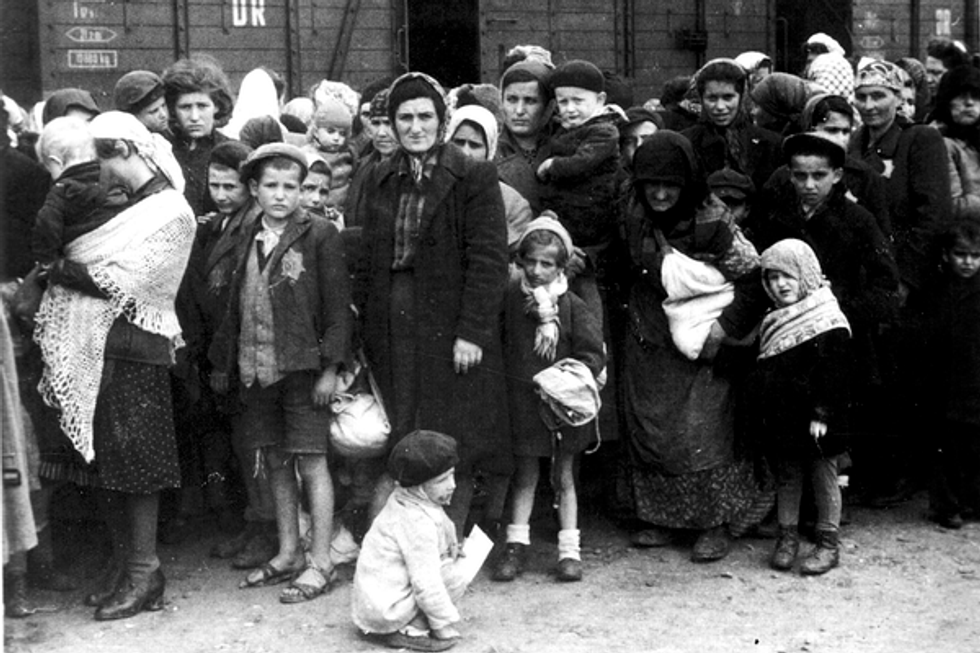 Why the US bombed Auschwitz — but didn't save the Jews