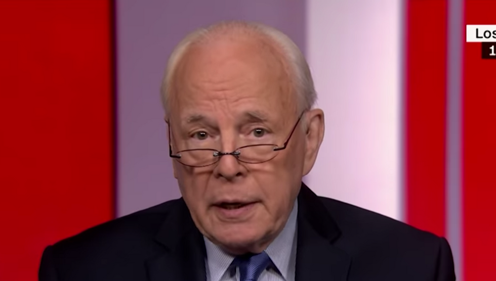 John Dean helped bring down Nixon -- but he says Trump is unleashing a nightmare that is far worse