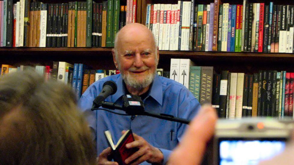 Lawrence Ferlinghetti is still revolutionary at age 100