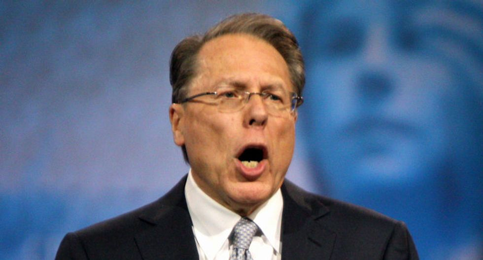 How the NRA's iron grip on Congress is slipping