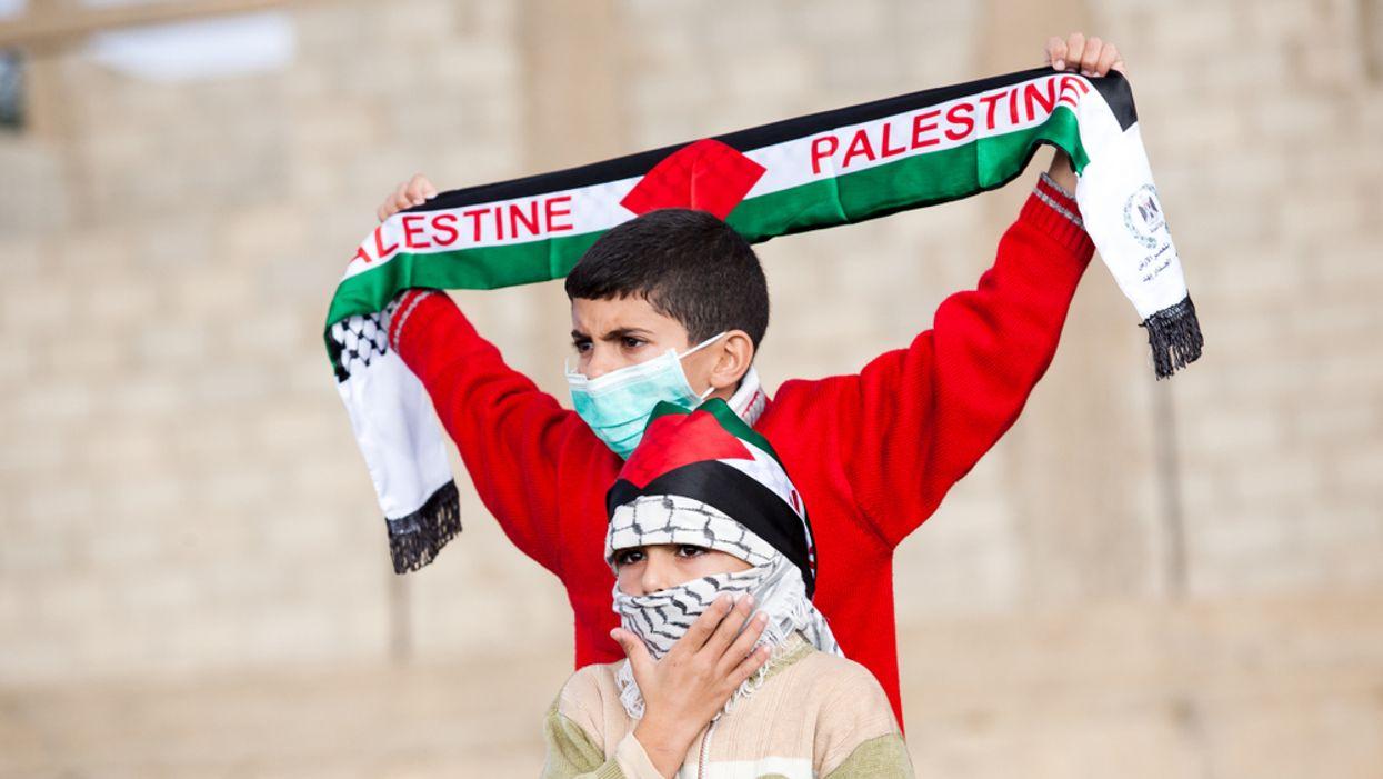 House Progressives implore Biden to center Palestinian rights