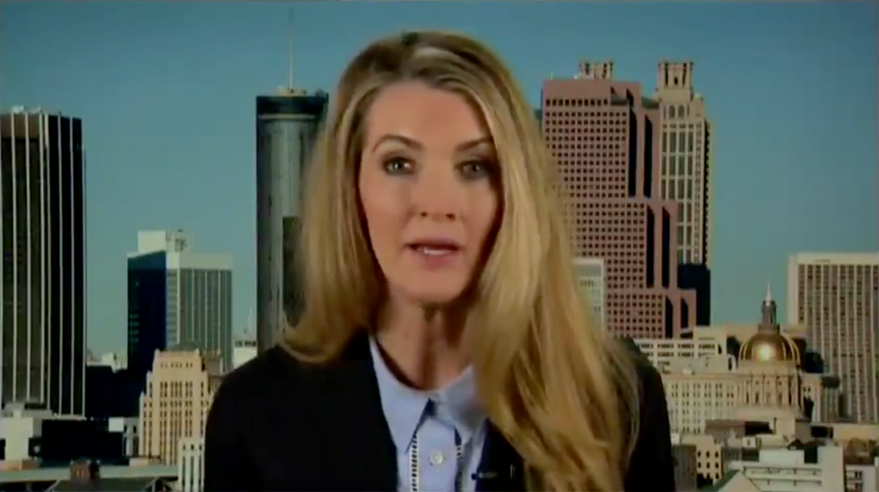 GOP's Kelly Loeffler says it's 'socialist' to criticize her alleged COVID-19 insider trading