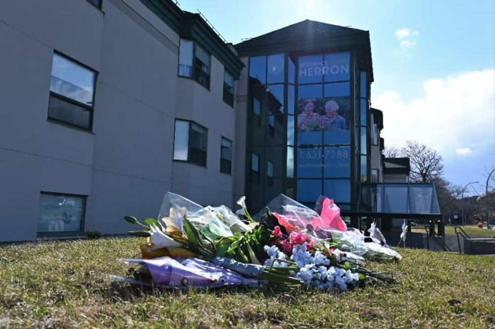 Horrors revealed at virus-hit Canada nursing home