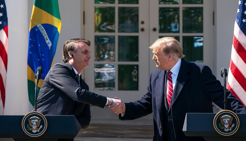How Trump's counterpart in Brazil is also botching his response to the coronavirus