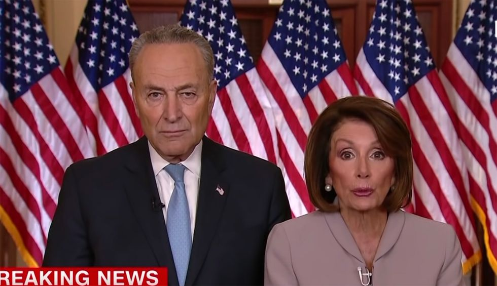Democrats make a deal with the death cult: Did Nancy and Chuck get rolled again by the party of permanent obstruction?