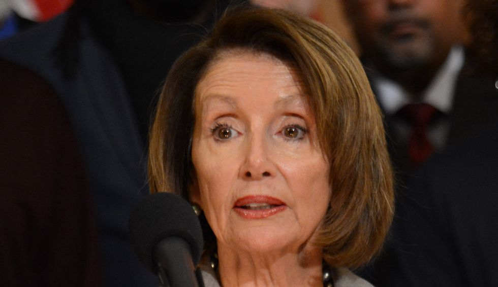 Pelosi says Trump's public face mask appearance shows an 'admission' it can stop spread of virus