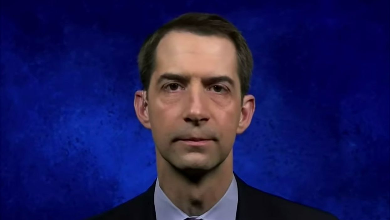 Tom Cotton's 'Army Ranger' masquerade goes back at least 8 years