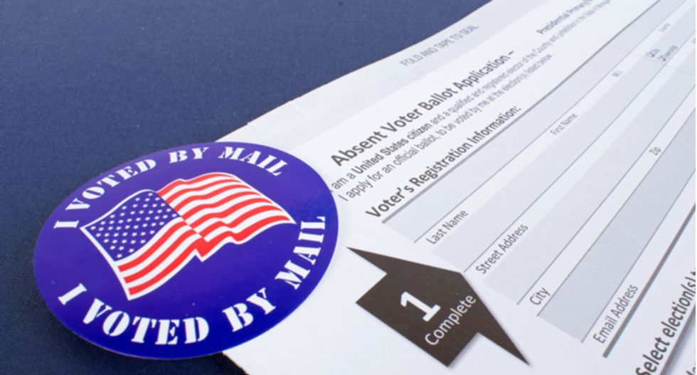 Huge numbers of voters who cast primary ballots by mail may not know that they must reapply for the general election