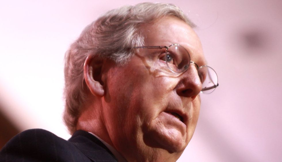 Is 'grim reaper' Mitch McConnell finally facing his day of reckoning?