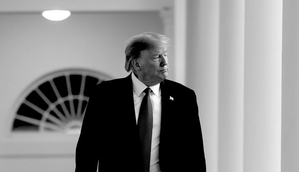 President Trump is an enthusiastic assassin-in-chief