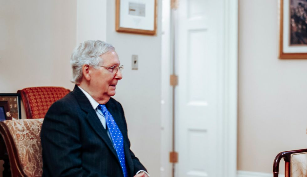 Mitch McConnell wages his most morally bankrupt battle against workers yet
