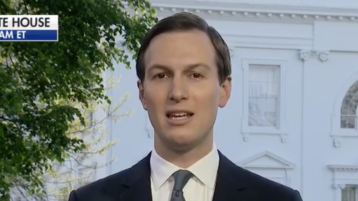 Jared Kushner scrambled to stop Trump from joining neo-Nazis' favorite social media app: report