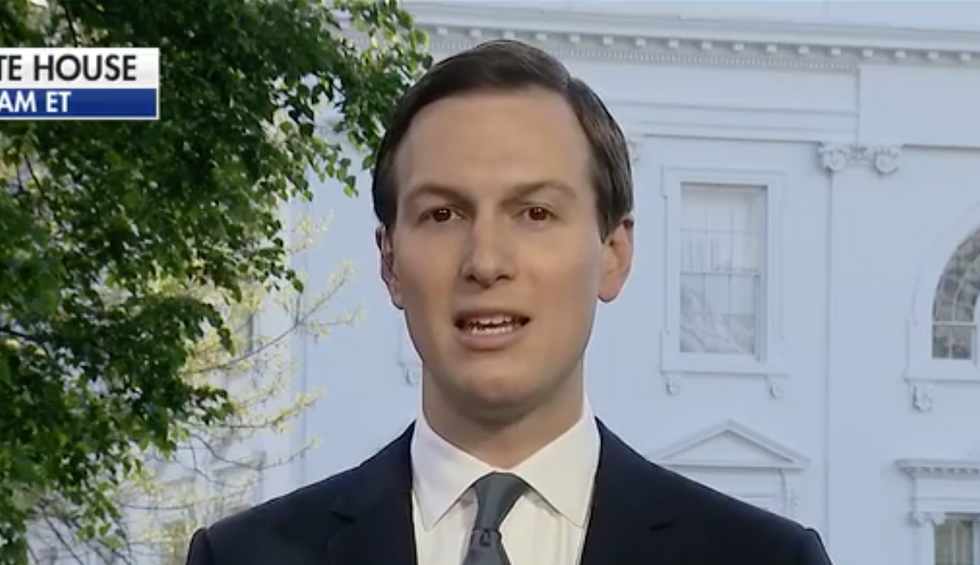 Lincoln Project ad burns 'pampered princeling' Jared Kushner as Trump's 'Secretary of Failure'