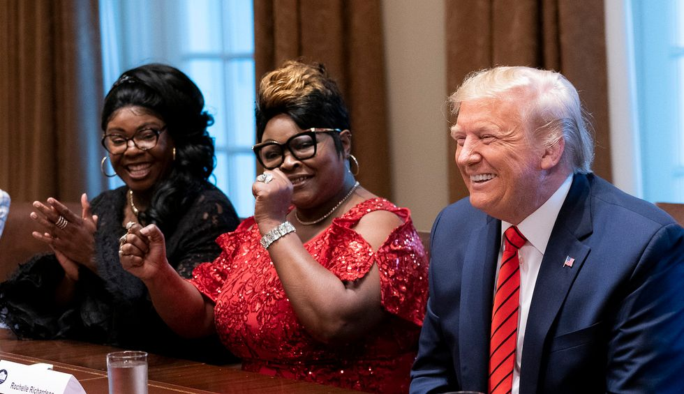 Fox just fired Trump boosters Diamond and Silk because the network needs scapegoats