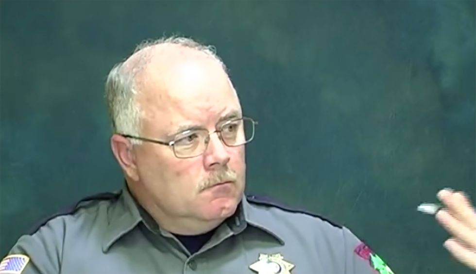 How a 'constitutionalist' Oregon sheriff rules his rural county like a personal fiefdom