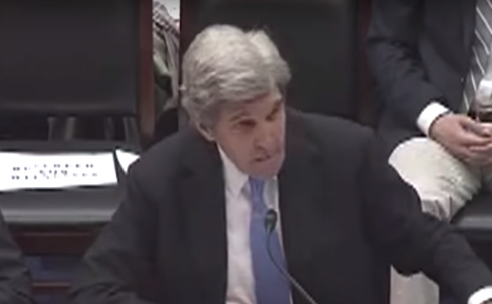 'Are you serious?!': John Kerry humiliates a GOP congressman who tries to mock his political science degree