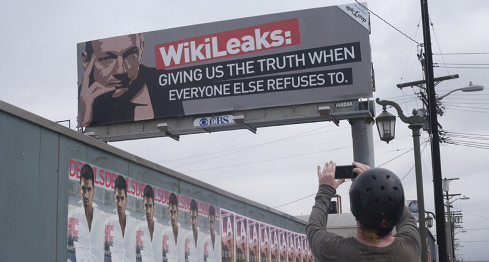 Snowden leads global chorus in condemning Assange arrest as grave assault on journalism: 'Dark moment for press freedom'