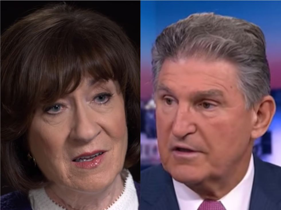 'A bad Democratic senator is a whole lot better than a Republican one': If Joe Manchin leaves the Senate, his GOP successor will be even worse