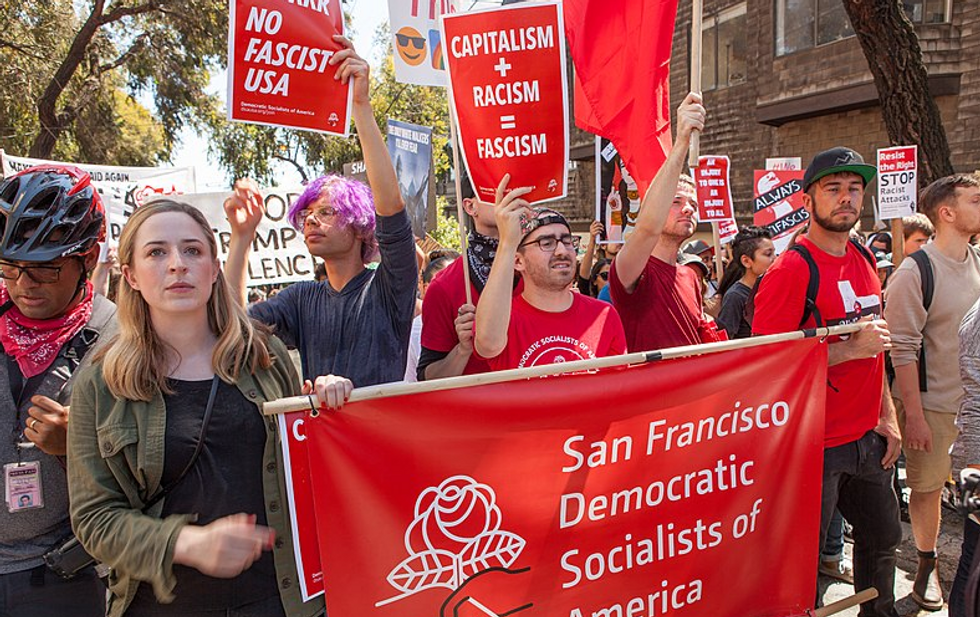 Silicon Valley libertarianism was all the rage — but now tech industry socialists are on the rise