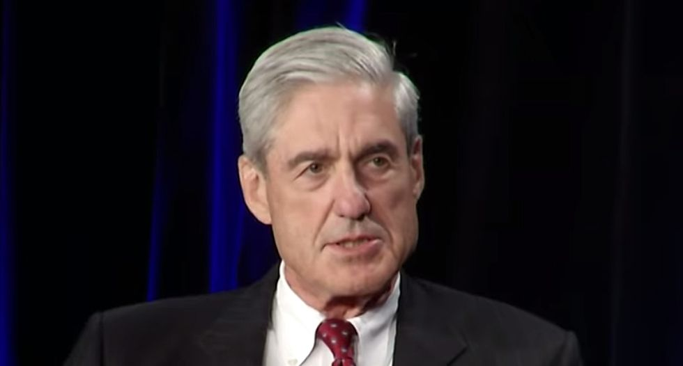 Legal expert argues Mueller actually showed 'illegal coordination and conspiracy' between Russia and Trump's campaign