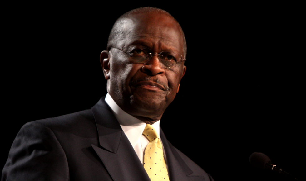 Herman Cain withdraws name from consideration for Fed board, according to Donald Trump